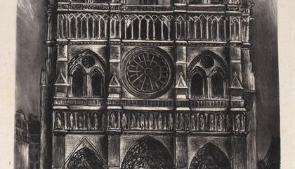 A Smithsonian Art Historian Reflects on American Artists and Their Fascination With Notre-Dame