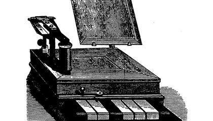 The Roots of Computer Code Lie in Telegraph Code