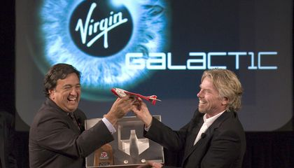 Delay-Plagued Virgin Galactic Finds Itself Delayed, Again