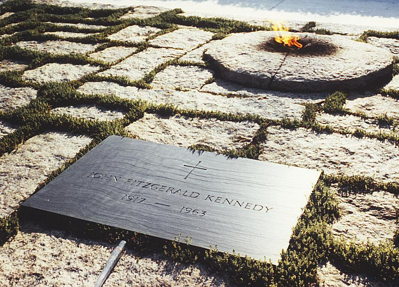 Image result for jfk burial site