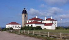 Beavertail Lighthouse Museum