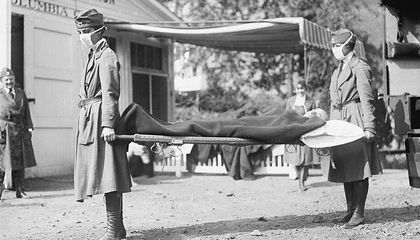 Why Did the 1918 Flu Kill So Many Otherwise Healthy Young Adults?