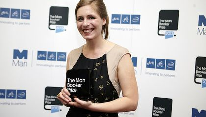 The Youngest Winner of the Booker Prize Also Wrote the Longest Book
