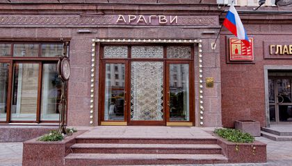 The KGB's Favorite Restaurant Reopens in Moscow