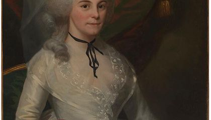 Elizabeth Hamilton Once Posed for a Portrait in a New York City Prison