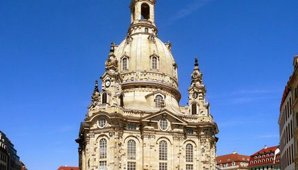 Dresden's Crowning Glory