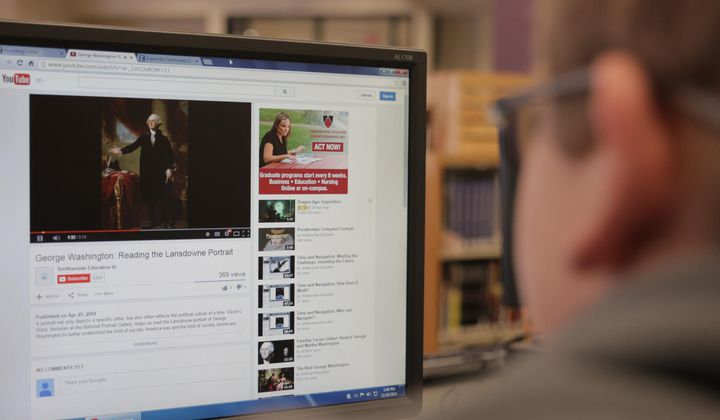 The Smithsonian's Digital Education Resources