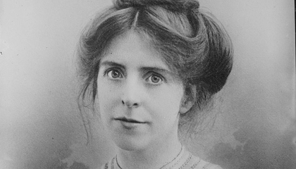 Newly Discovered Letter Sheds Light on Overlooked Suffragette