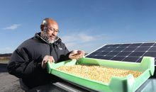 This Solar-Powered Dehydrator Could Help Small Farmers Reduce Food Waste
