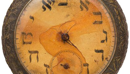 Sold: A Pocket Watch From the Titanic, Adorned with Hebrew Letters
