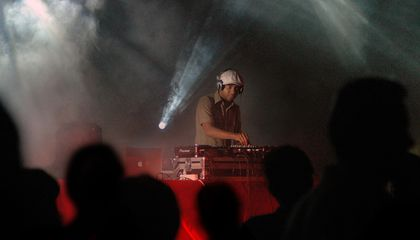 DJ Spooky Spins Asia After Dark: Asian Soundscape