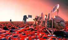 What It Will Take to Live on Mars