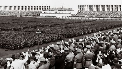 Image result for nazi rally