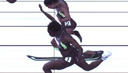 Two Women Finish Olympic 100 Meter Trial At Exactly the Same Thousandth of a Second