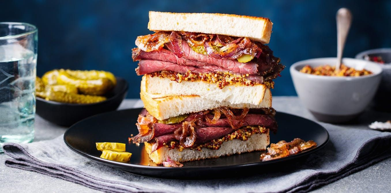 The History Of Five Uniquely American Sandwiches History