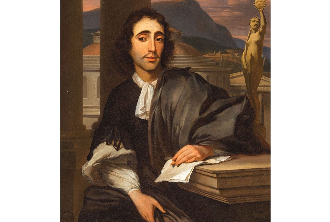 research paper on baruch spinoza Baruch spinoza free essays, term papers and book reports thousands of papers to select from all free.