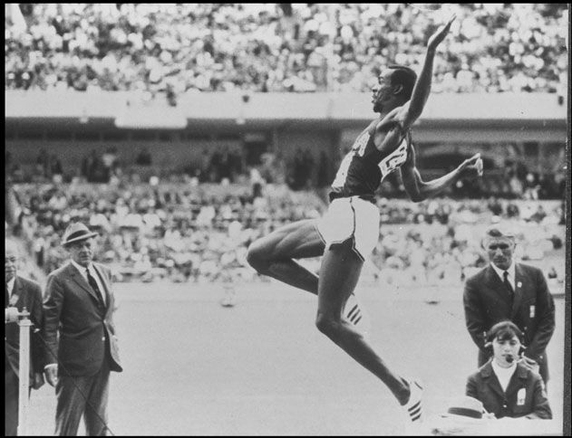 Bob Beamon, Track and Field