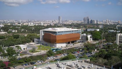 The newly opened Steinhardt Museum of Natural History at Tel Aviv University preserves and displays Israel's natural heritage. (David Furth, Smithsonian Institution)