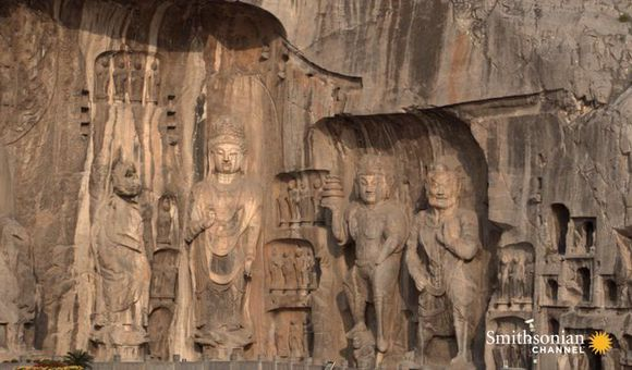 Preview thumbnail for video'How Science Helps Preserve Longmen Grottoes