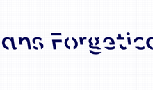 Sans Forgetica is the Typeface You Won't Forget