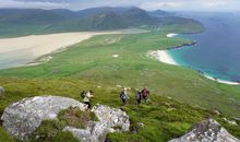 Hiking Scotland's Hebrides and Highlands description