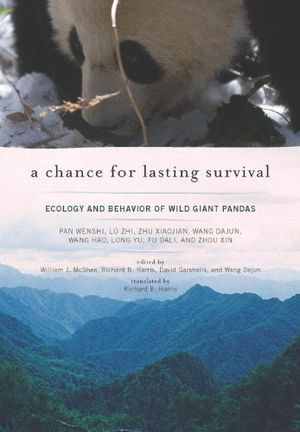 A Chance for Lasting Survival: Ecology and Behavior of Wild Giant Pandas photo