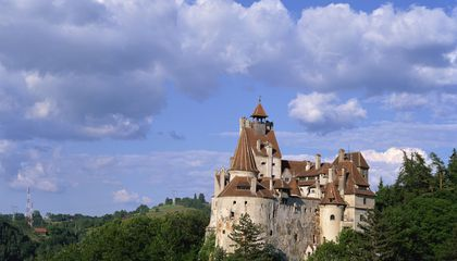 Dracula's Castle Is for Sale