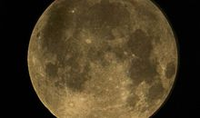Obvious But True: Full Moons Do Not Drive People Crazy