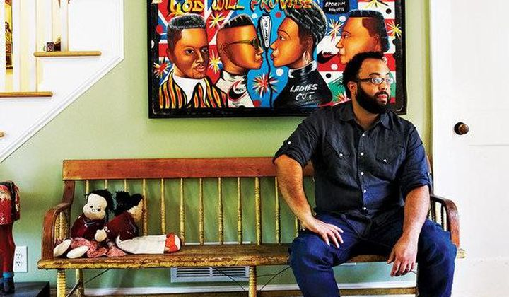 Kevin Young on the Right to Write