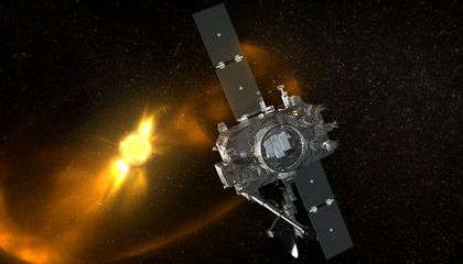 After Two Years, Lost NASA Spacecraft Phones Home