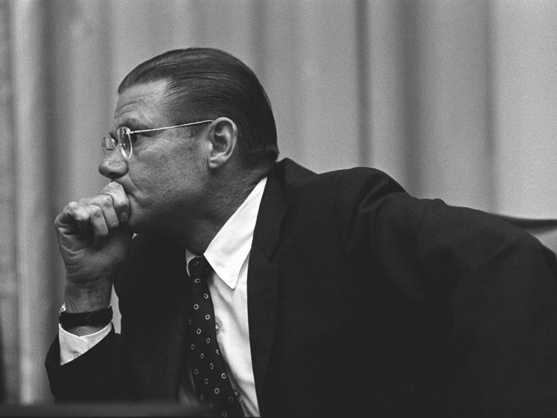 How Robert Mcnamara Came To Regret The War He Escalated Smart News