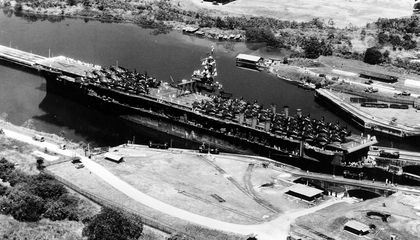 Documents Show Chile Foiled Nazi Plot to Attack Panama Canal