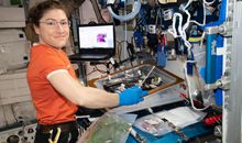 Christina Koch Is Scheduled to Spend 328 Days in Space—a Record for Women Astronauts