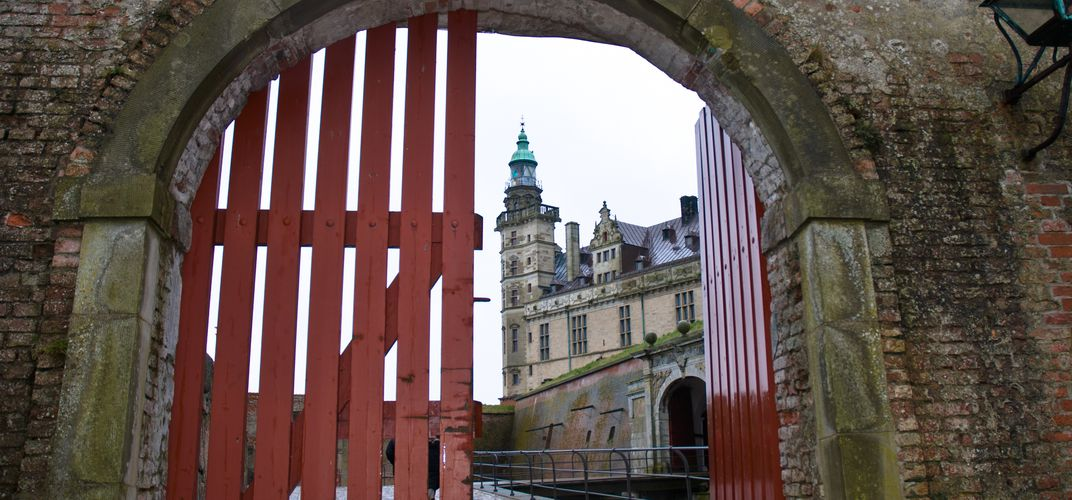 Kronborg Castle, the setting for Shakespeare's <i>Hamlet</i>