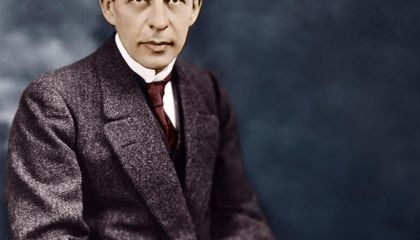 Russia Wants Rachmaninoff's Remains Back