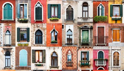 andre vicente goncalves    windows of the  world    venice