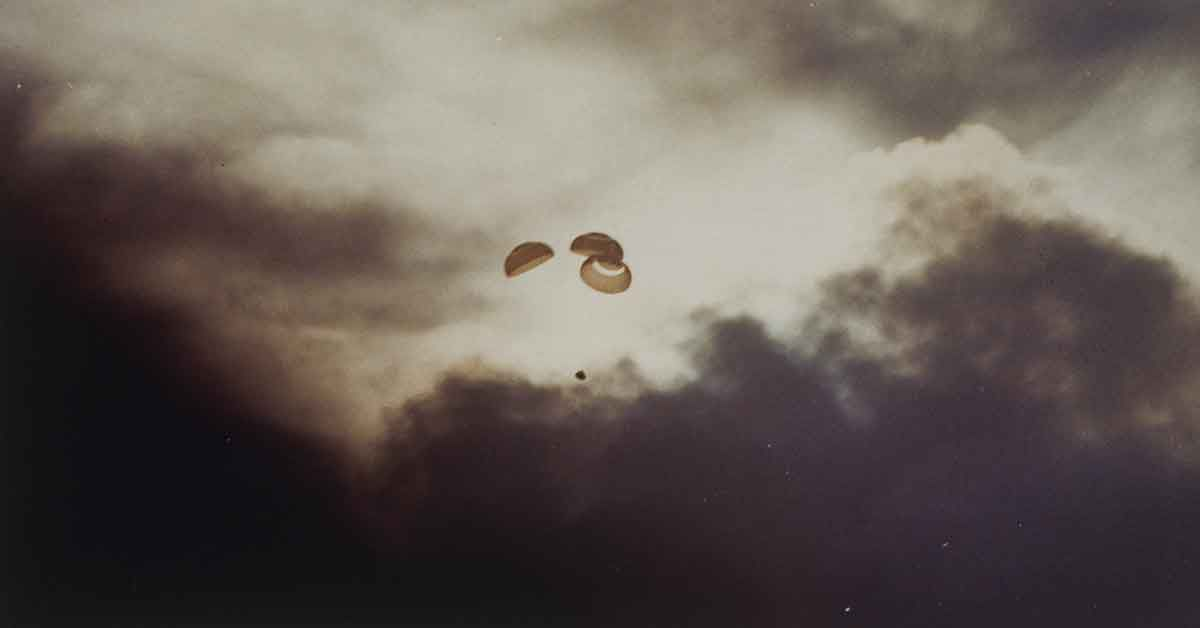 Fifty Years Ago, the Crew of the Damaged Apollo 13 Came Home
