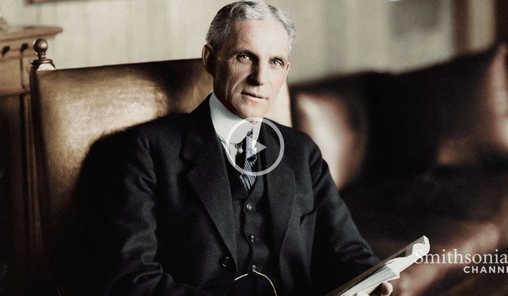 How Pacifist Henry Ford Became a Major WWI Supplier