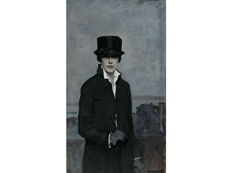 The World Is Finally Ready To Understand Romaine Brooks At The