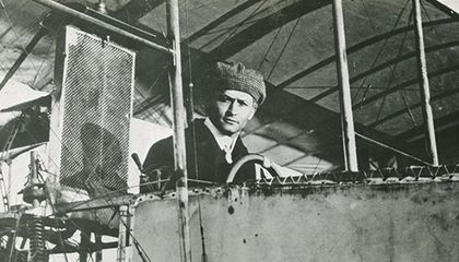The Hunt for Houdini's Airplane