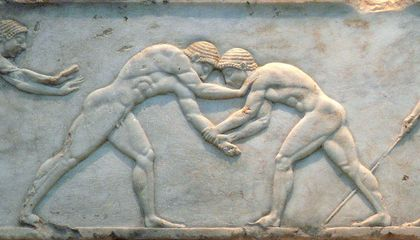 Wrestling Was Fixed, Even in Ancient Rome
