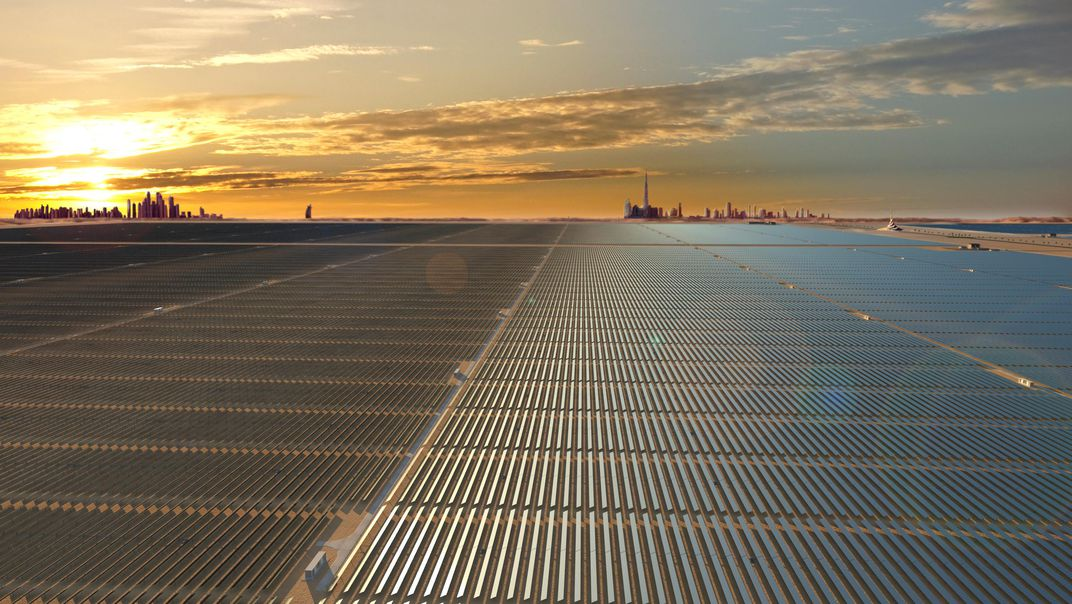 Why the UAE Is Betting Big on Renewable Energy | Sponsored