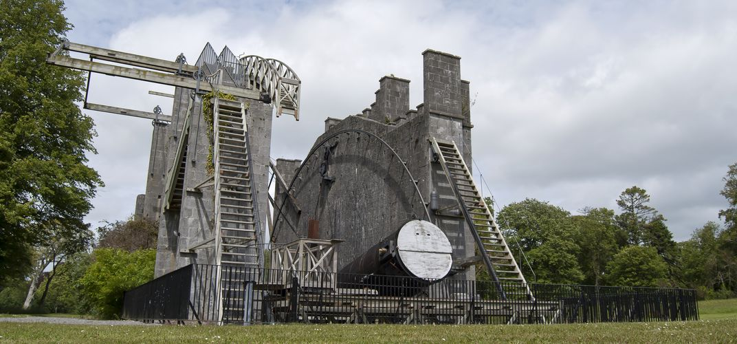 The Great Telescope at Birr Castle