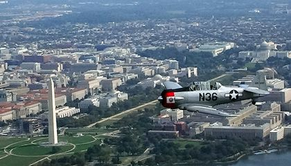 texan over dc