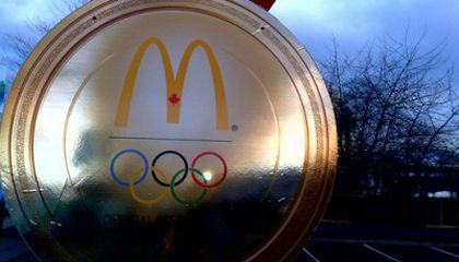 Olympic Feats of Food