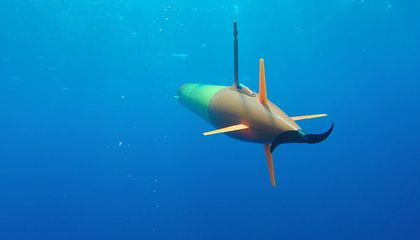 These Underwater Robots Offer a New Way to Sample Microbes From the Ocean