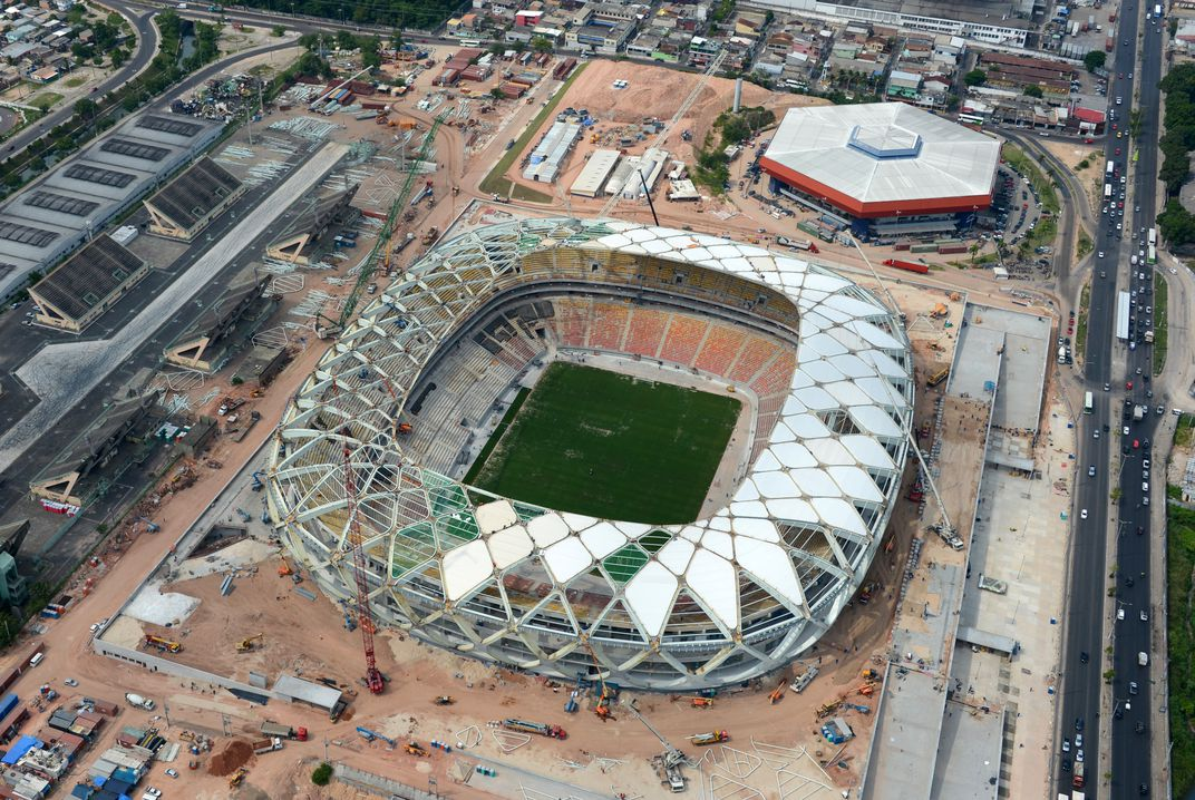 Will Brazil s World Cup Stadium in the Middle of the Amazon Pay Off ... 666d05fa0