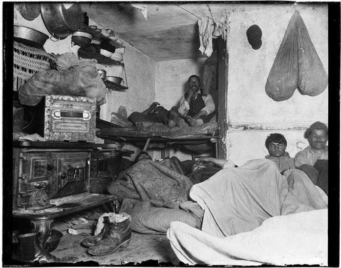 Jacob Riis Ellis Island