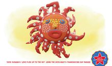Artist Yayoi Kusama Is Creating a Whimsical Balloon for Macy's Thanksgiving Day Parade