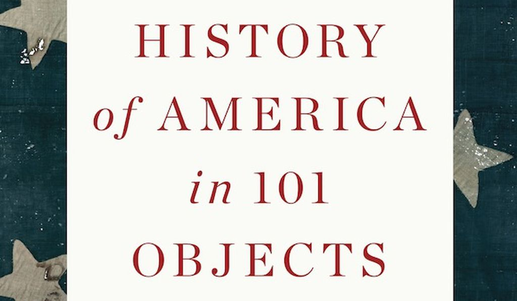 Kurin's new book, out this month, tells historical and contemporary tales of the Smithsonian's national treasures.